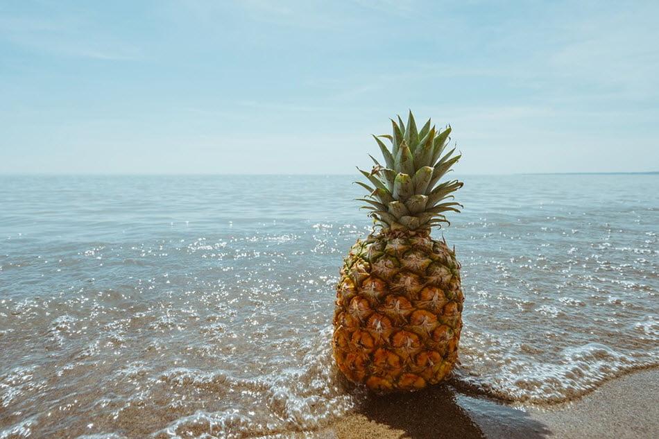 ananasdietten
